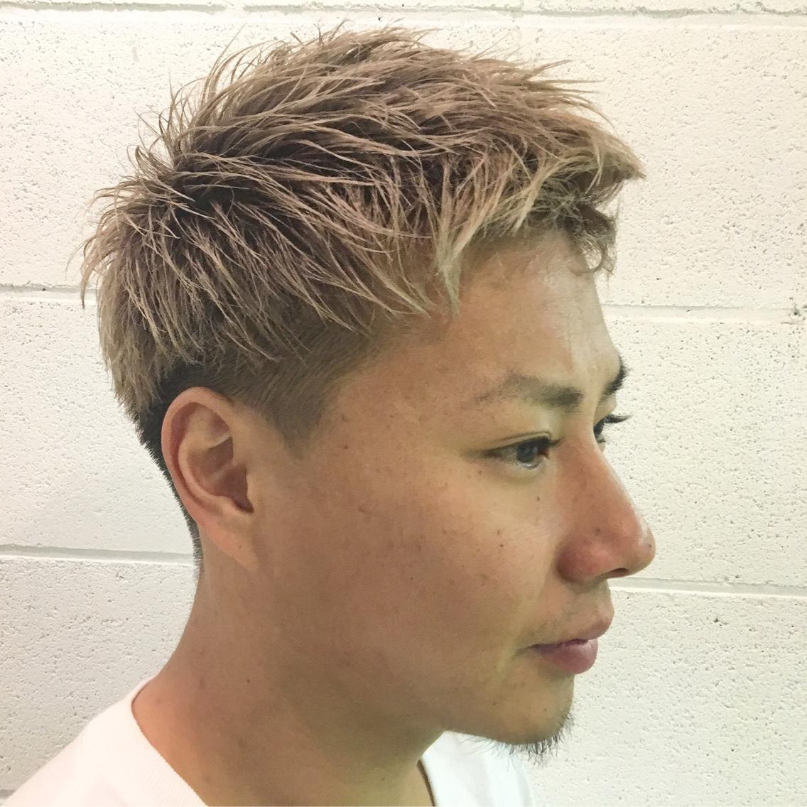 メンズ 髪型 ロング パーマ