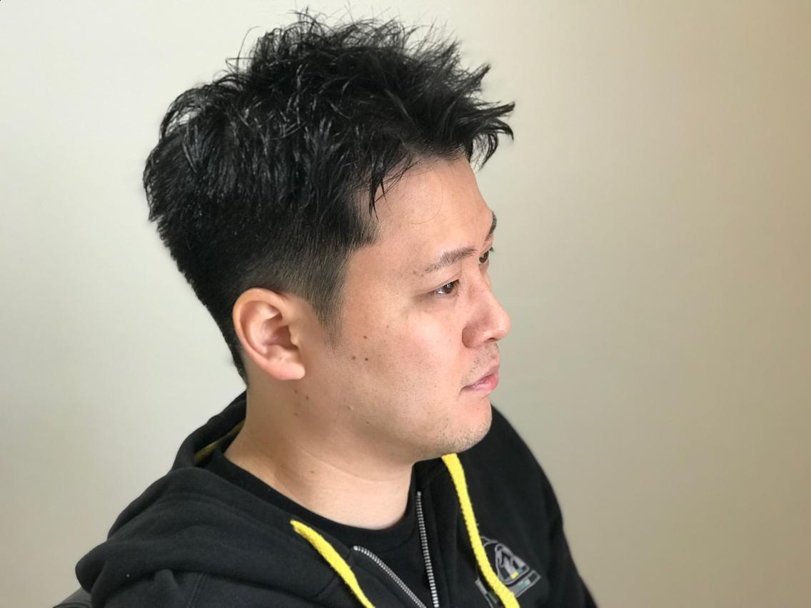 ショート メンズ 髪型