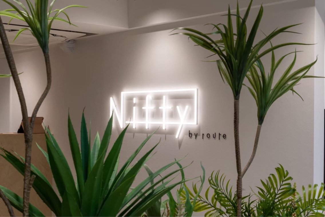Niftybyroute