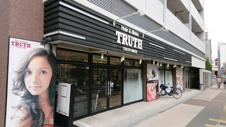 hair &makeTRUTH松戸店