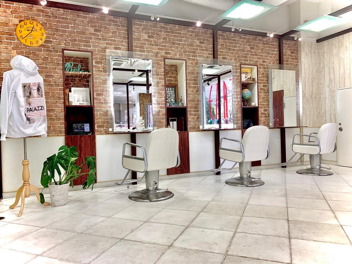 hair make  earth西千葉店