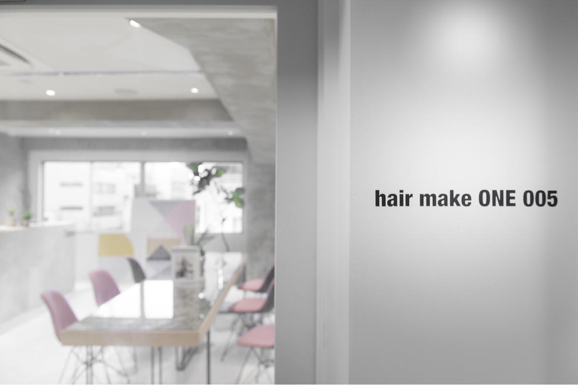 hairmake ONE【005】