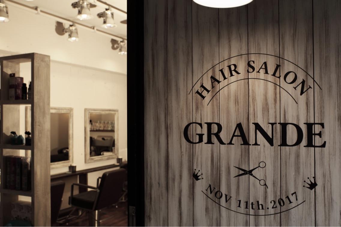 Hair Salon GRANDE