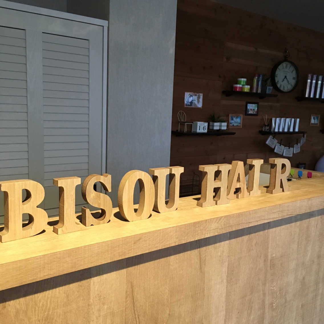 bisouhairpetit店