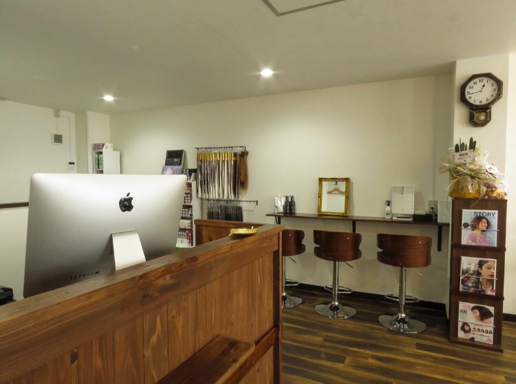 hairstudioMaterial鹿児島県
