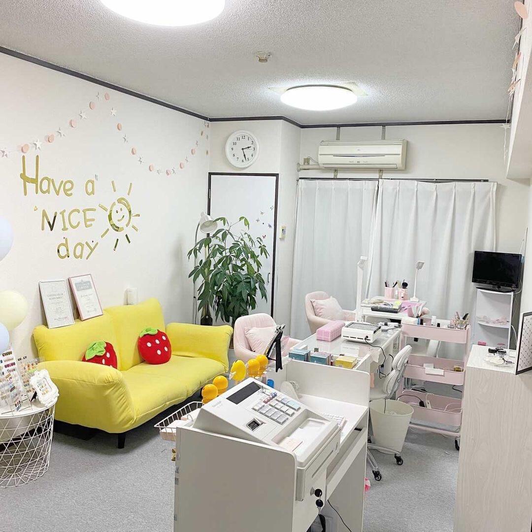 I P'ink nail salon