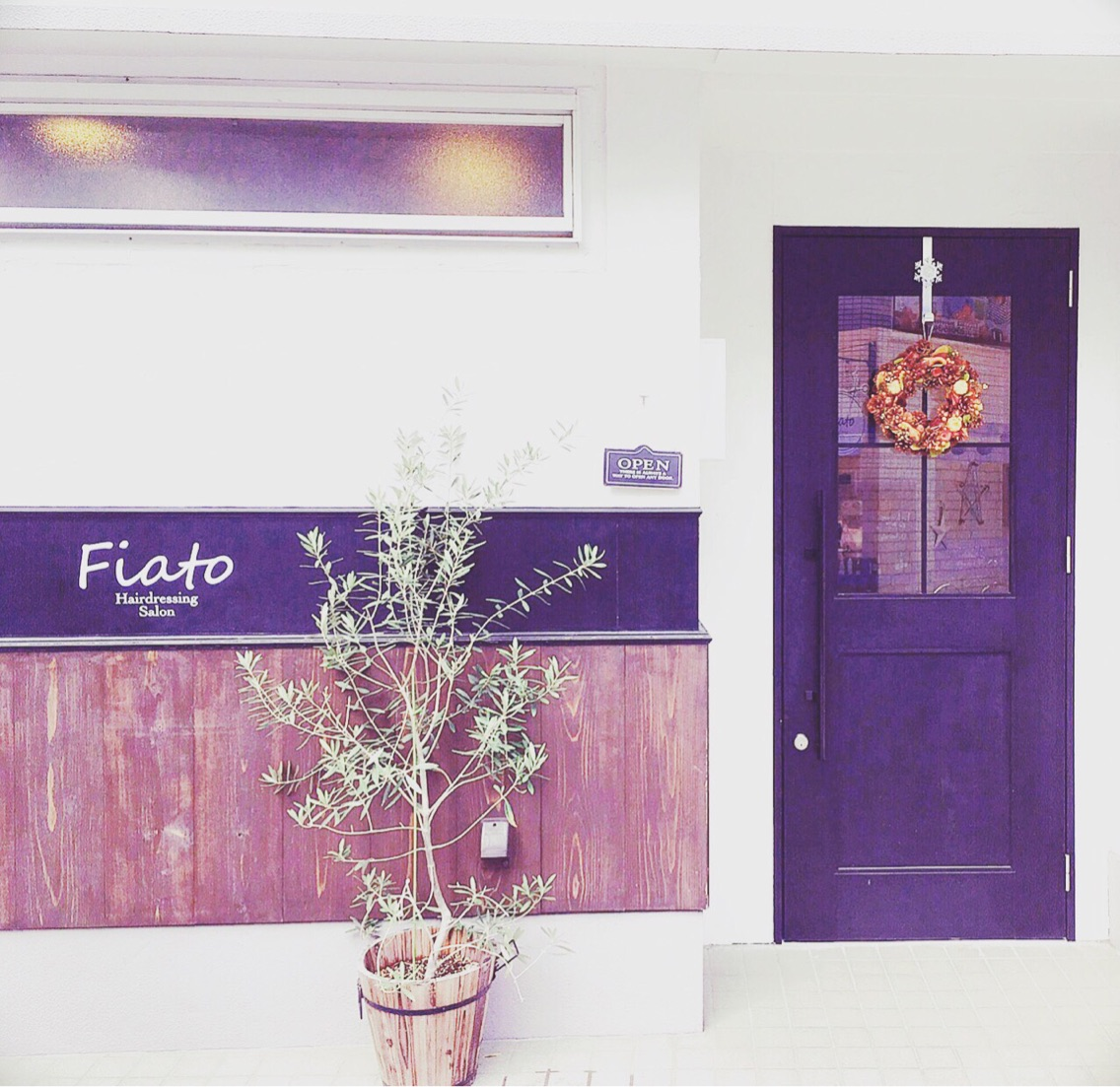 Fiato Hairdressing Salon【フィアート】
