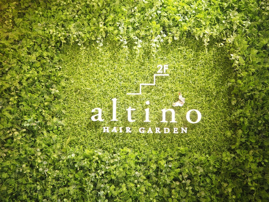altino  HAIR GARDEN 国分寺