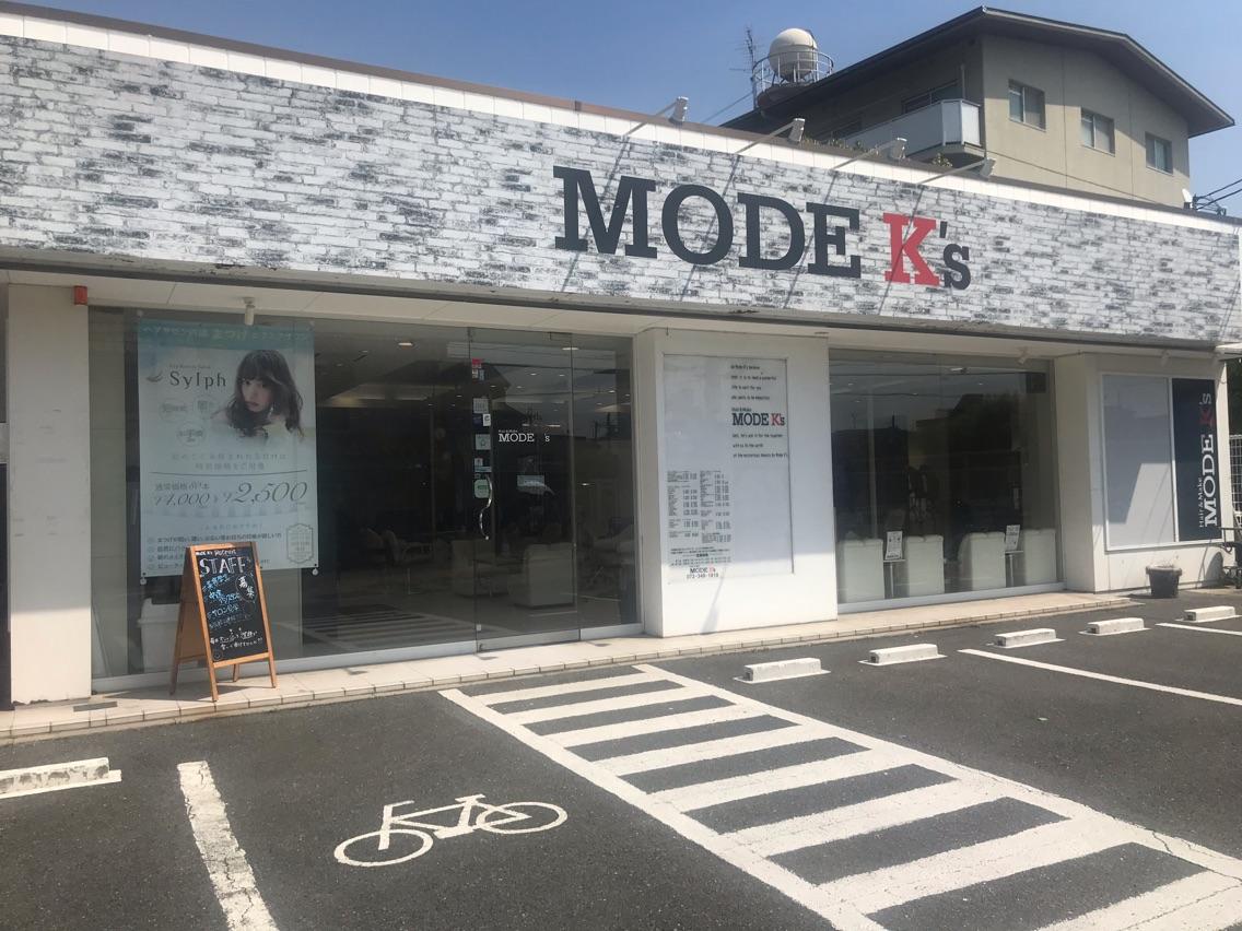 Hair&make MODE K's 松原店