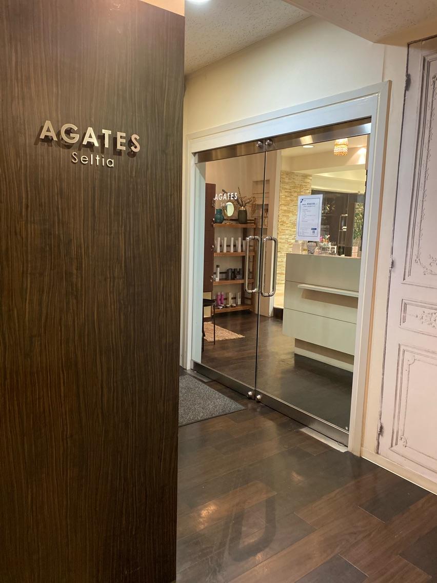 AGATES  seltia