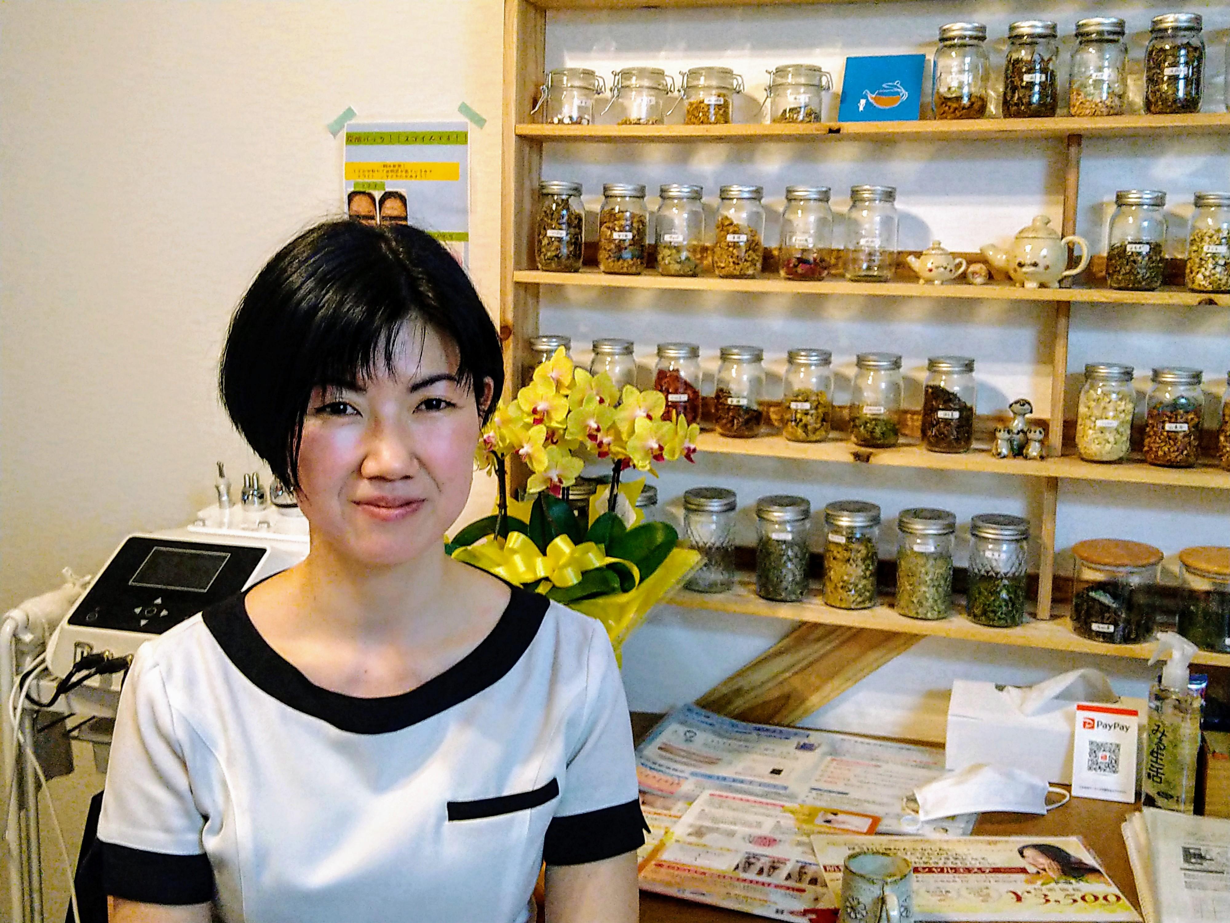 エステ&漢方茶SARASA(サラサ)