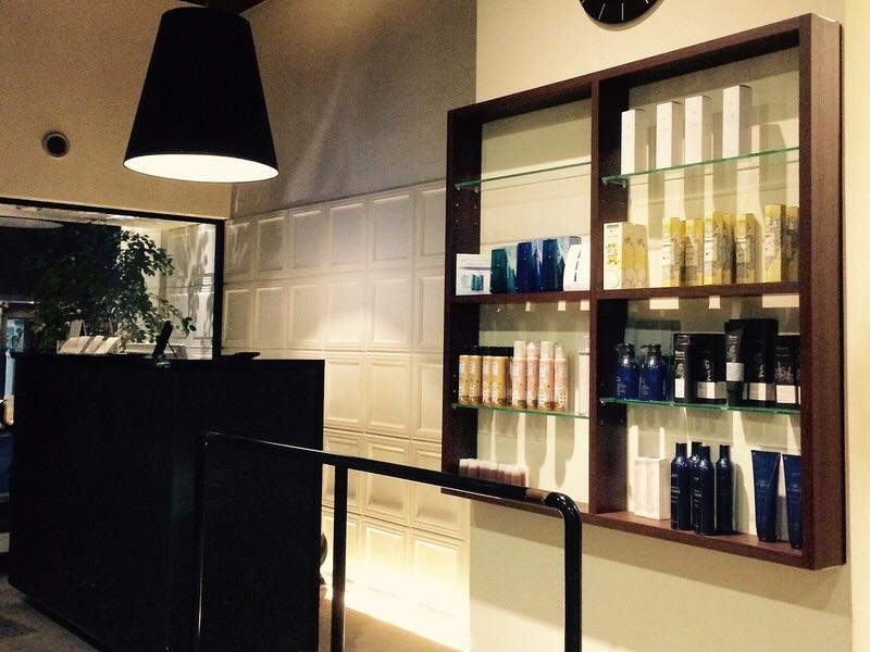 ヘアサロンドア hair salon door