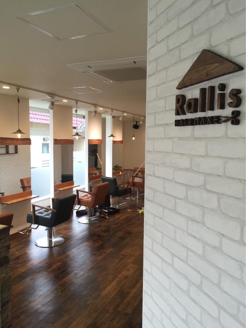 hair  make rallis
