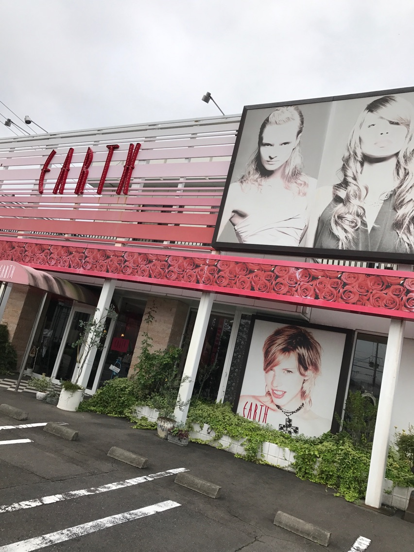 HAIR&MAKE EARTH 南福島店