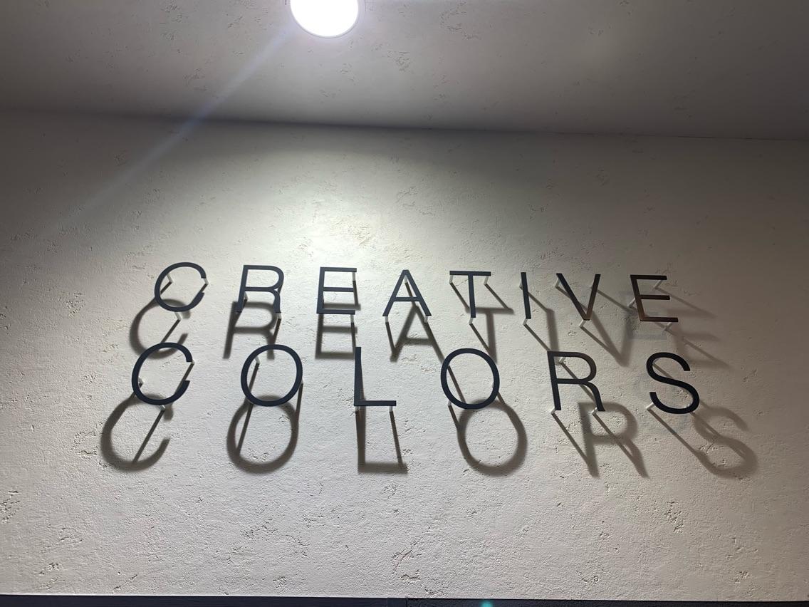 trico 梅田茶屋町店orcreativecolorsbytrico