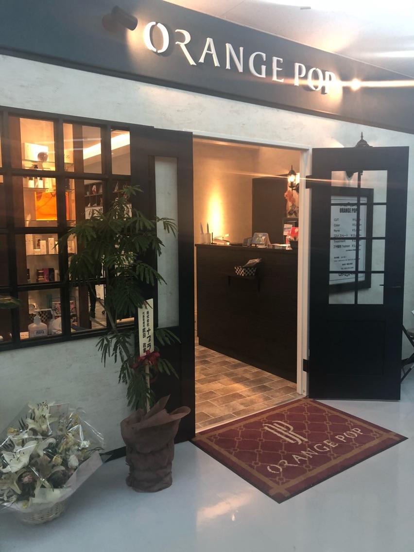 ORANGE POPPIA店