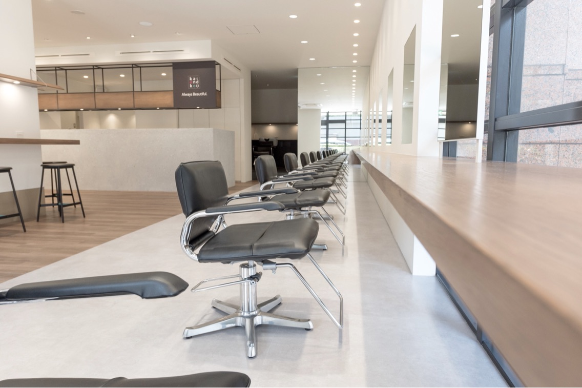 Cos&Co.Beauty Salon  9:00〜21:00