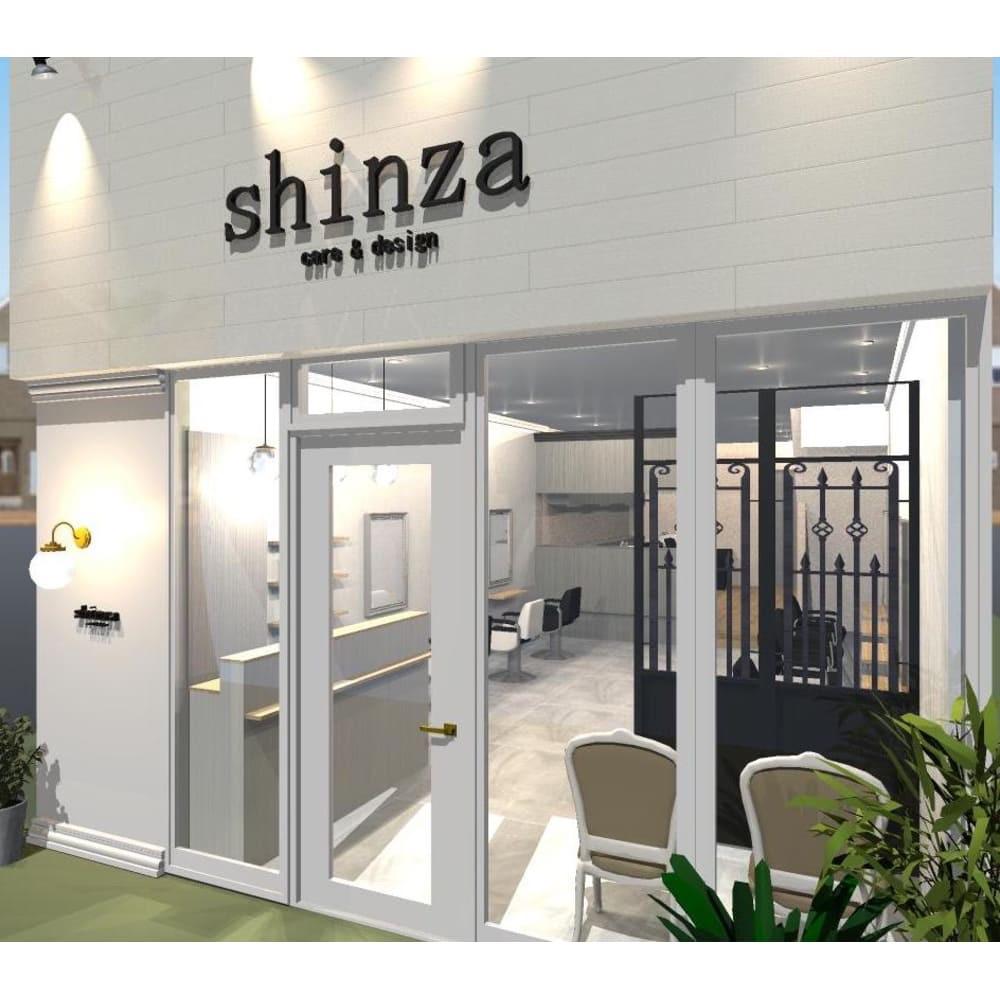 shinza布施店