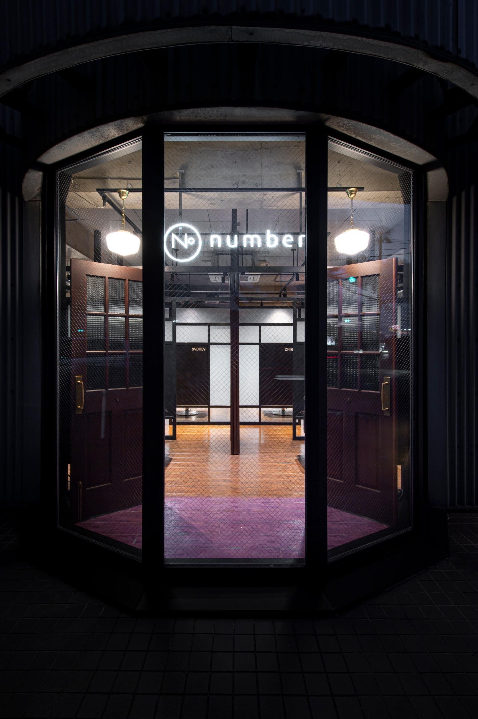 number秋田店
