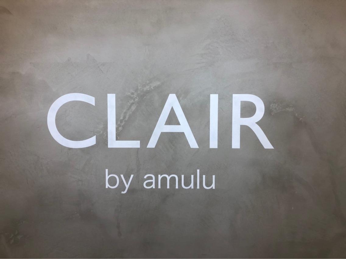 CLAIRbyamulu(クレールバイアミュール)