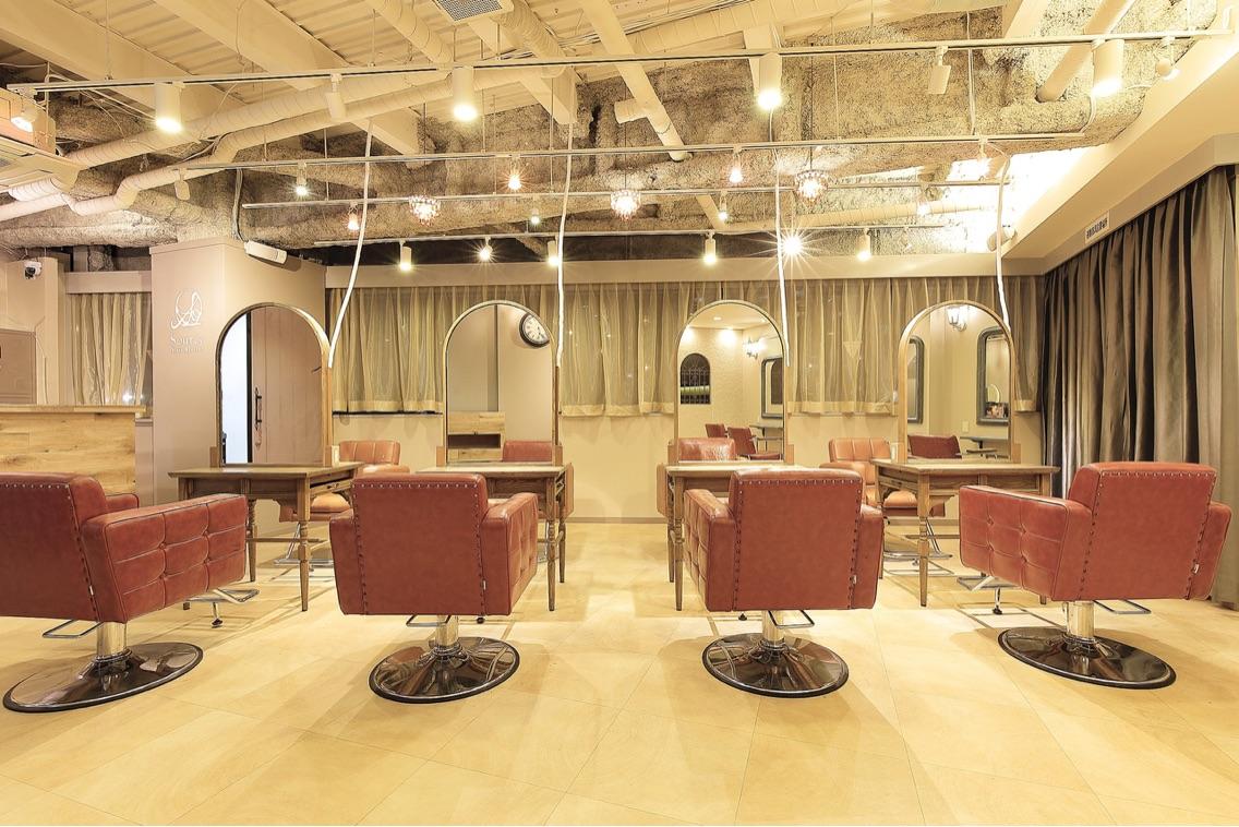Source hair atelier天王寺店