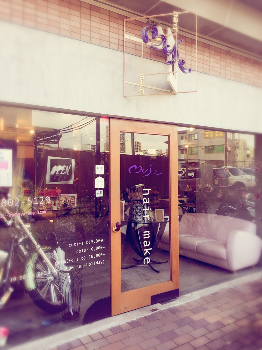 Hair Make MUSE   二条店