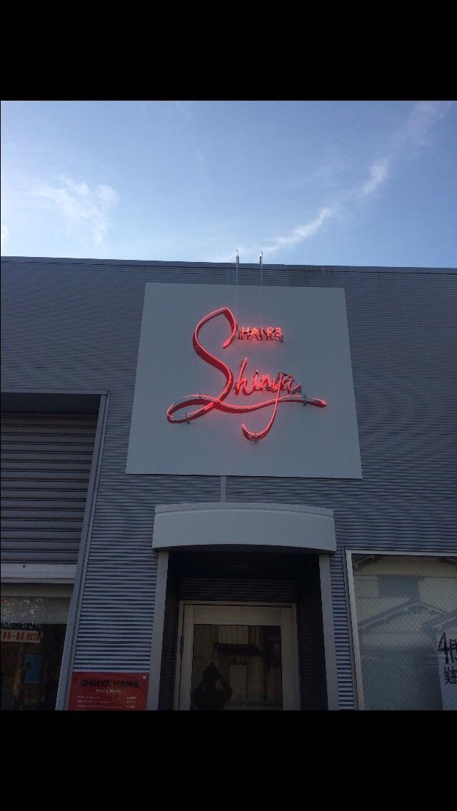 SHINYA HAIRS      泉大津店