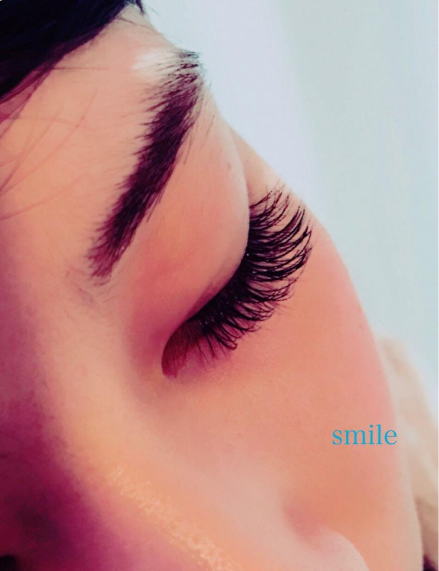 eyelashsmile