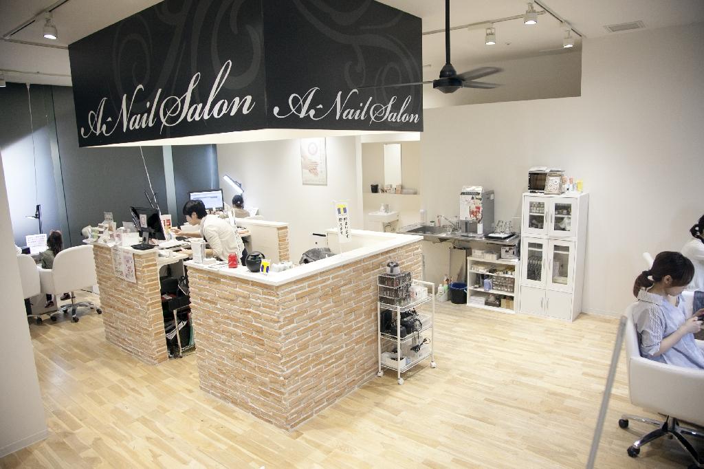A-Nail Salon PLAKA本店