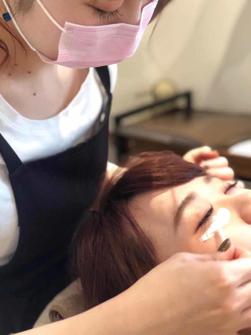 eyelash caresalonMinsia