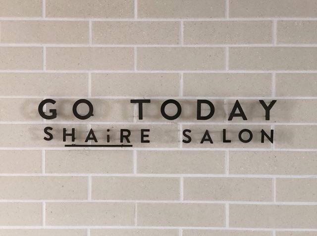 GO TODAY SHAiRE SALON 横浜店
