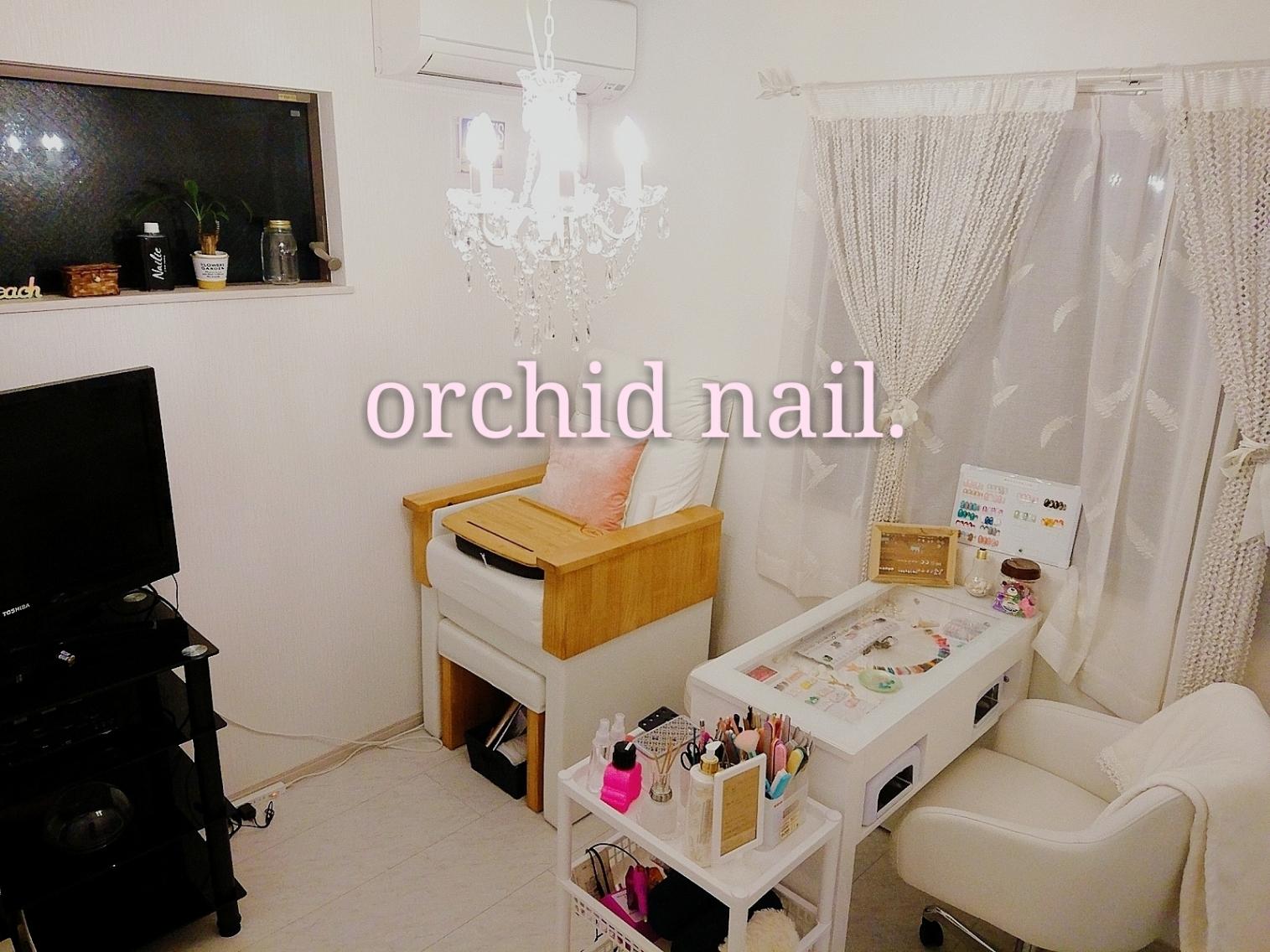 orchid 自宅サロン