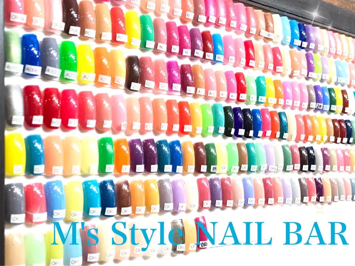 M's Style NAIL BAR 【エムズ スタイル ネイル バー】