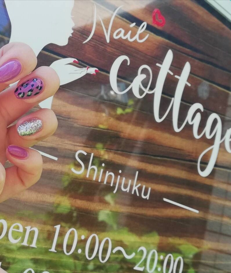 nail cottage新宿南口店