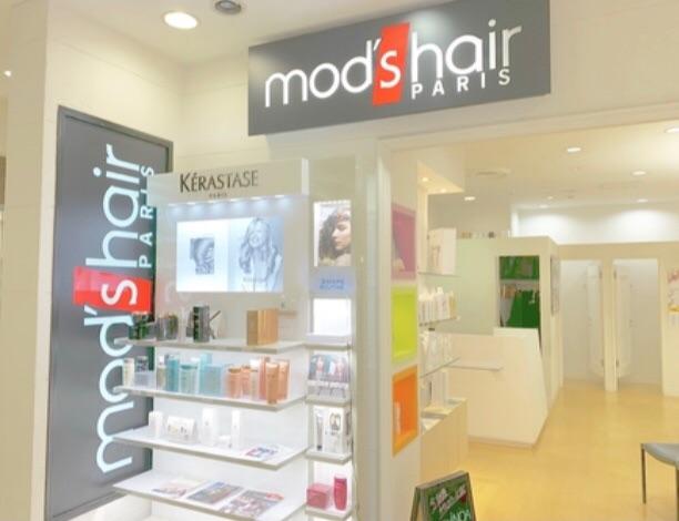 mod's hair  パセオ店