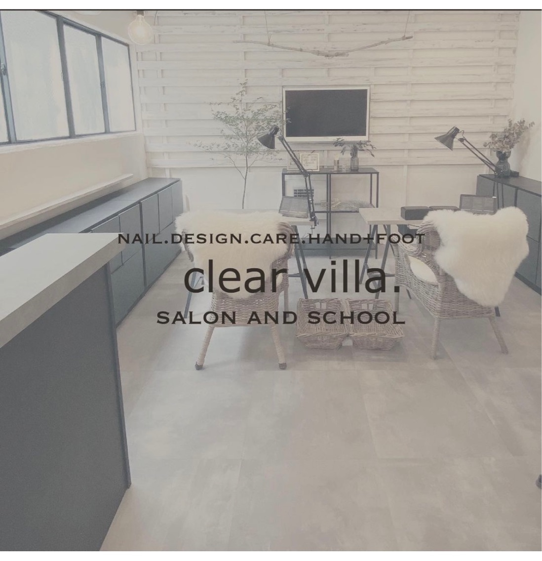 nail salon clear villa