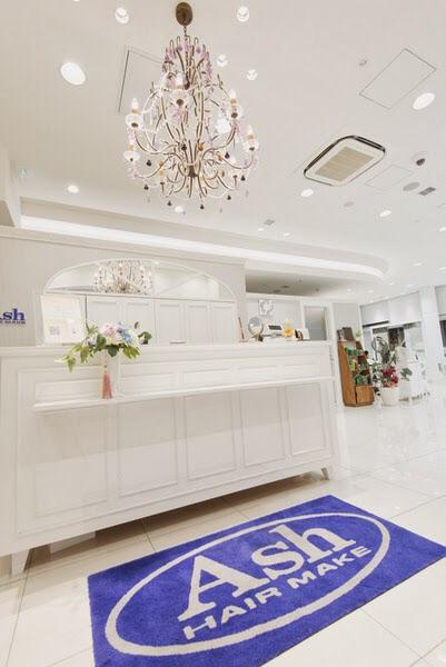 Ash 銀座店