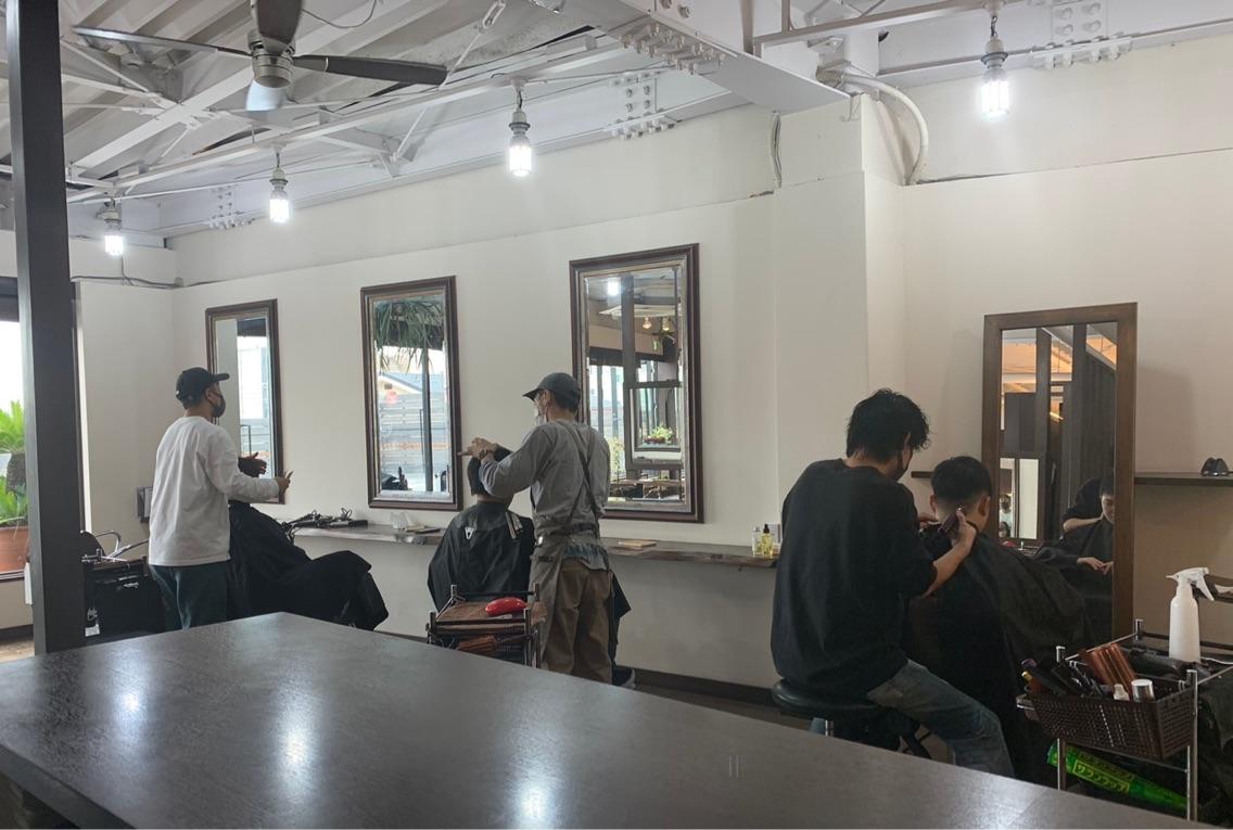 TIDEHAIR富田店
