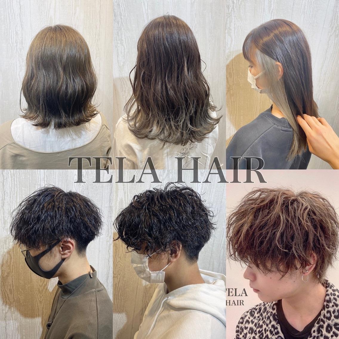 TELA  HAIR 南行徳