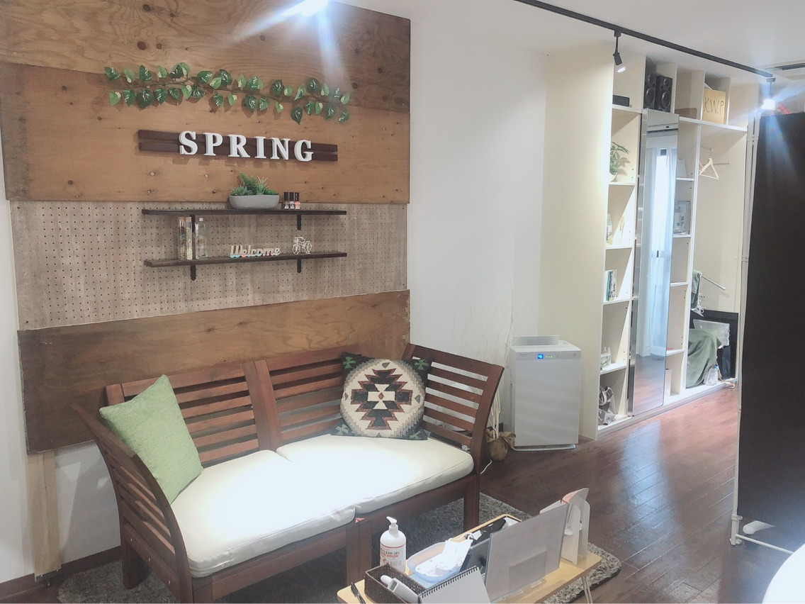 Whitening&nail salon Spring