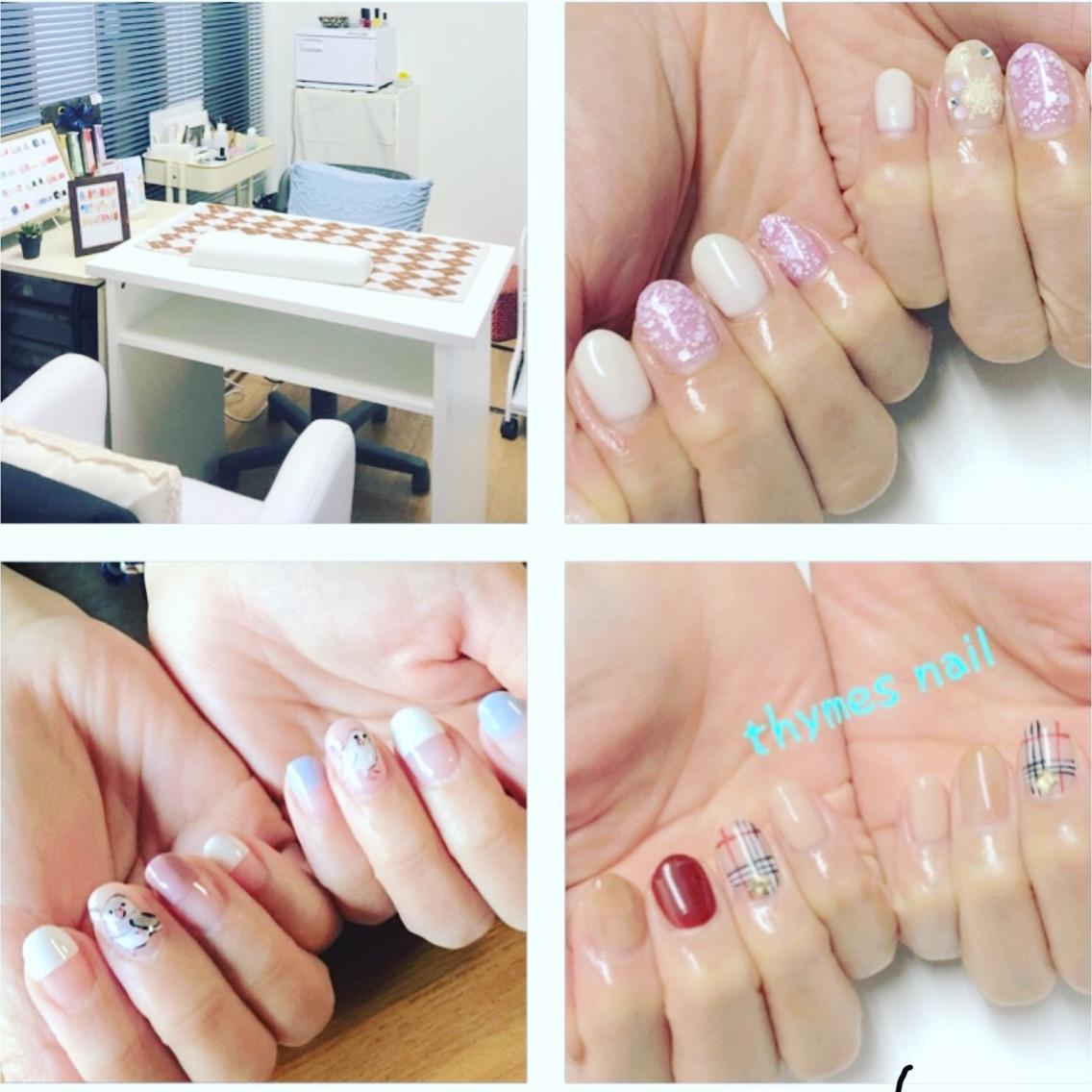 Thymes nail(タイムネイル)