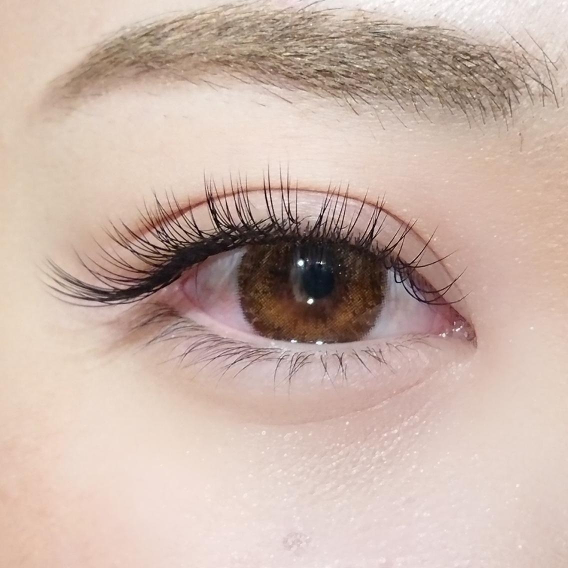 brace eye×coffret心斎橋