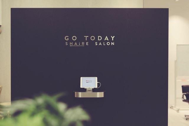 GO TODAY SHAiRE SALON 青山店