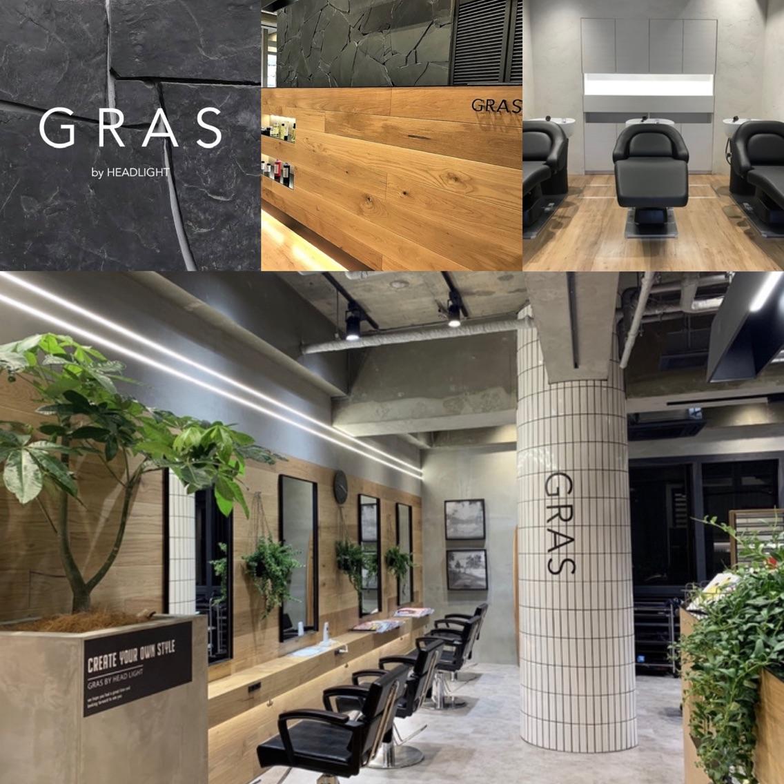 GRAS by HEAD LIGHT 錦糸町店