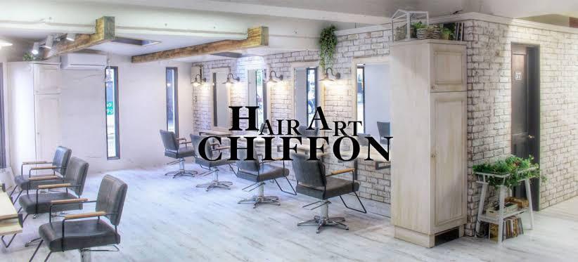 Hair art Chiffon