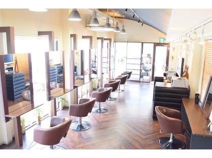 hairdesignBEER今泉店