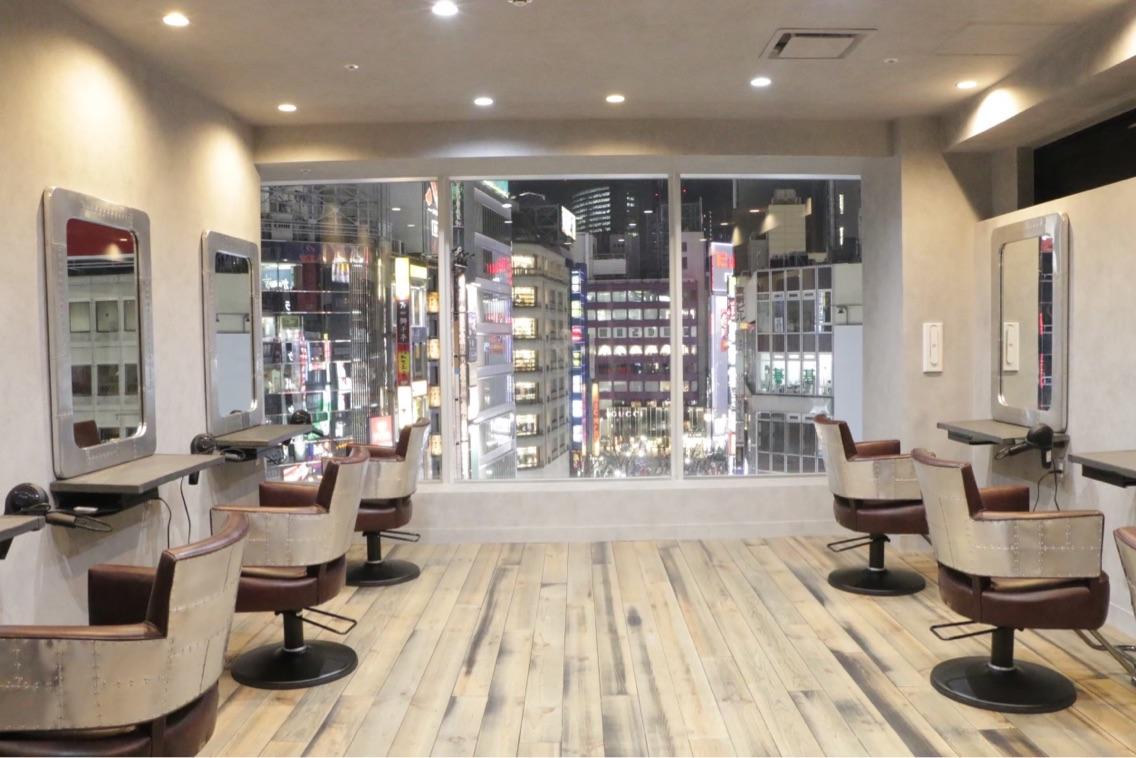 hair salon M   新宿