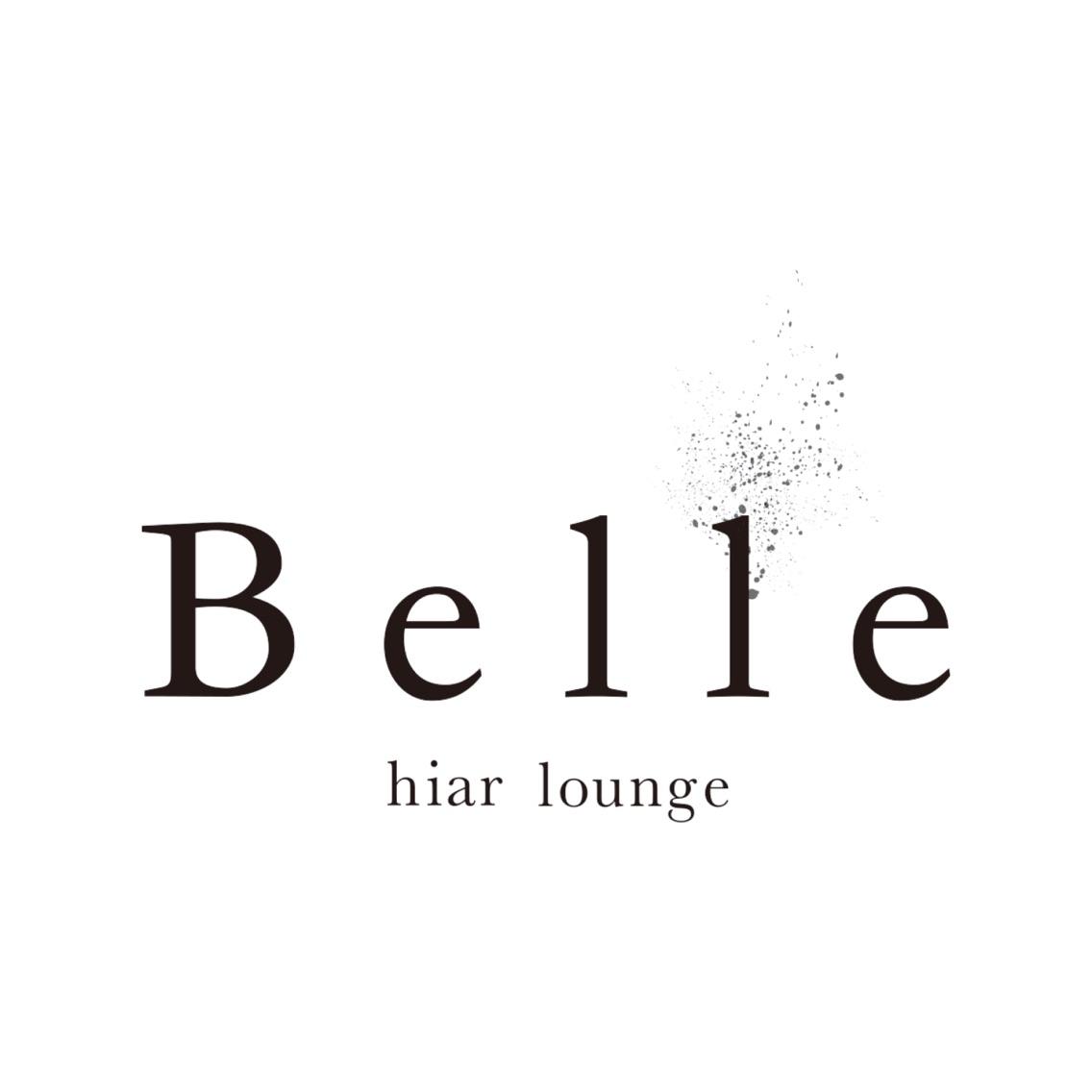 Hair lounge  Belle