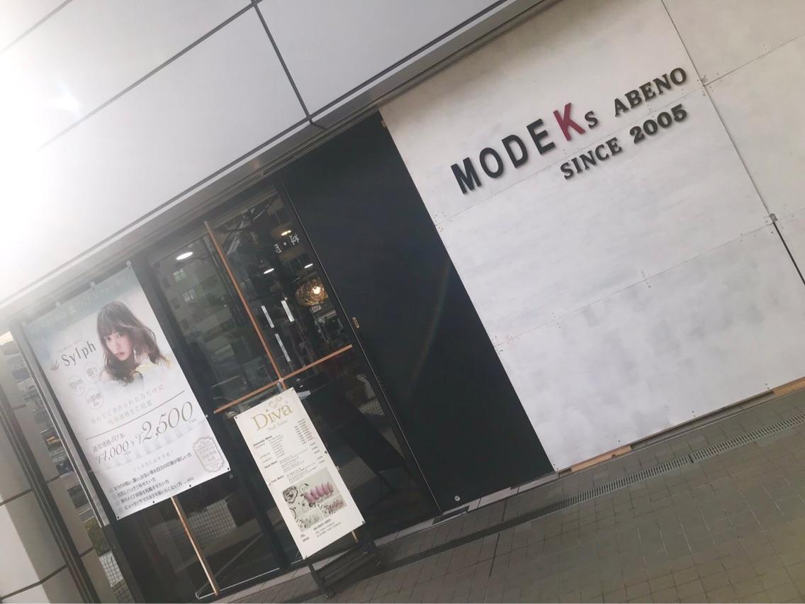 MODEk's SYLPH阿倍野店