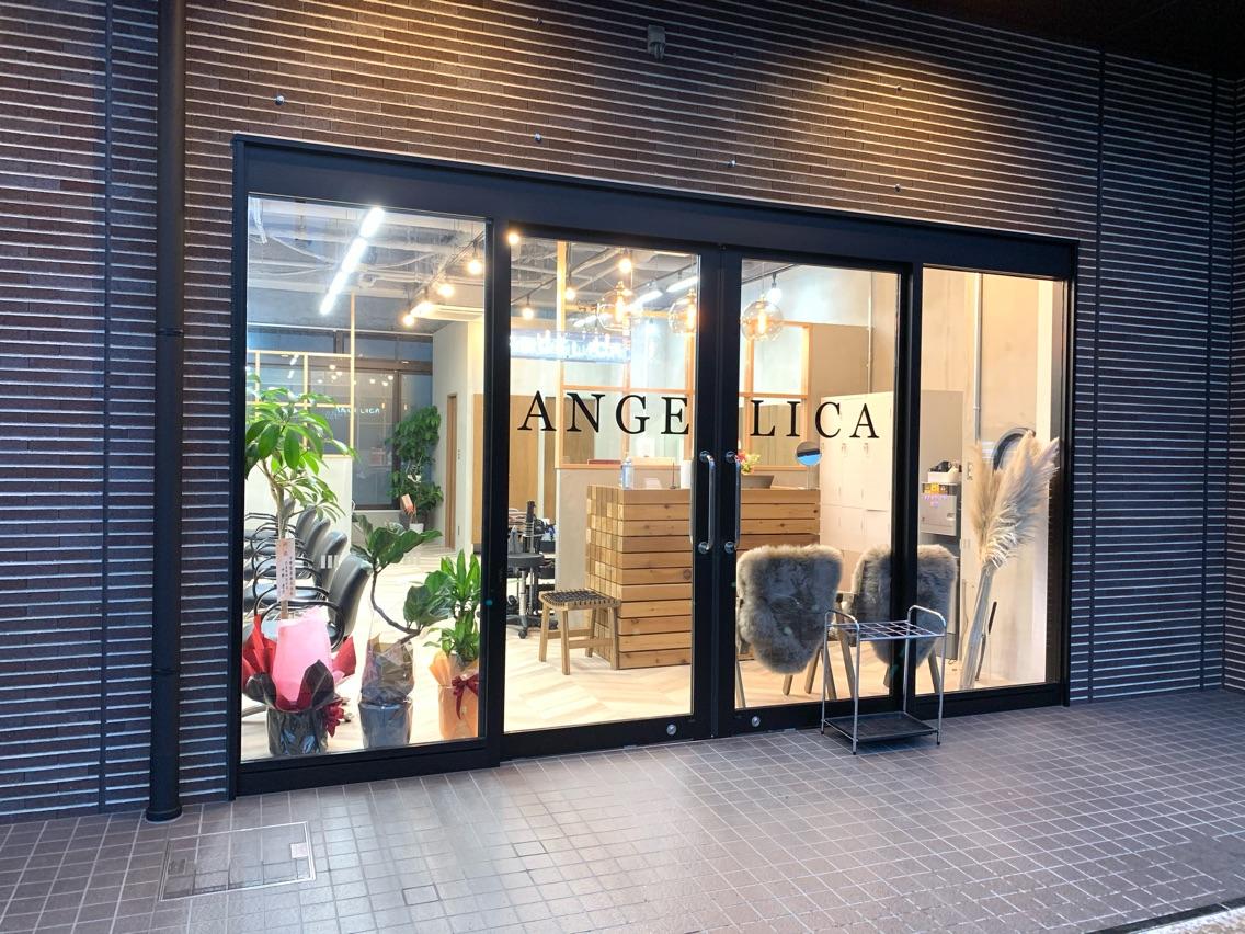 ANGELICA  JR京都駅前店